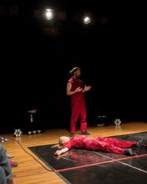 performance teater