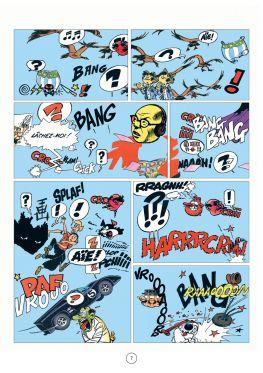 Store sorte pik tegneserier