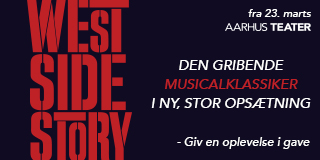 Aarhus Teater West Side Story 2017 top-mobil