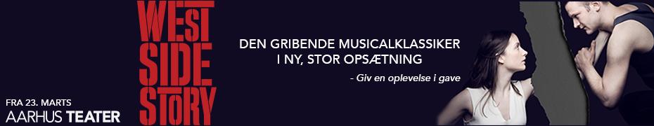 Aarhus Teater West Side Story 2017 mega