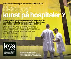 køs hospitaler kunst