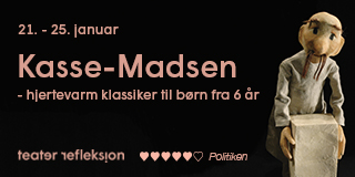 refleksion top madsen