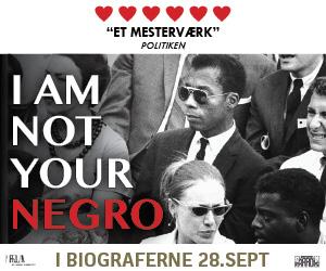 Rektangel A Øst For Paradis I'm not Your negro