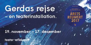 Gerdas Rejse Refleksion 2017 top-mobil