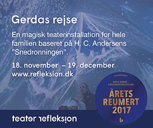 Gerdas Rejse Refleksion rektA 2018