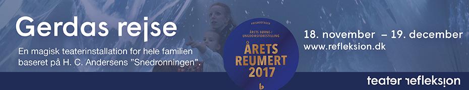 Gerdas Rejse Refleksion 2018