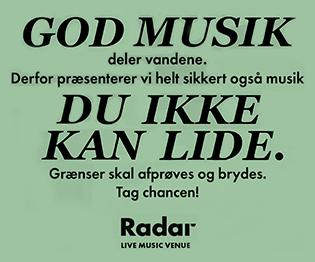 radar nov19