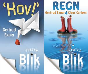 Teater Blik hov og regn