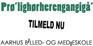 Aarhus billed og medieskole topbanner