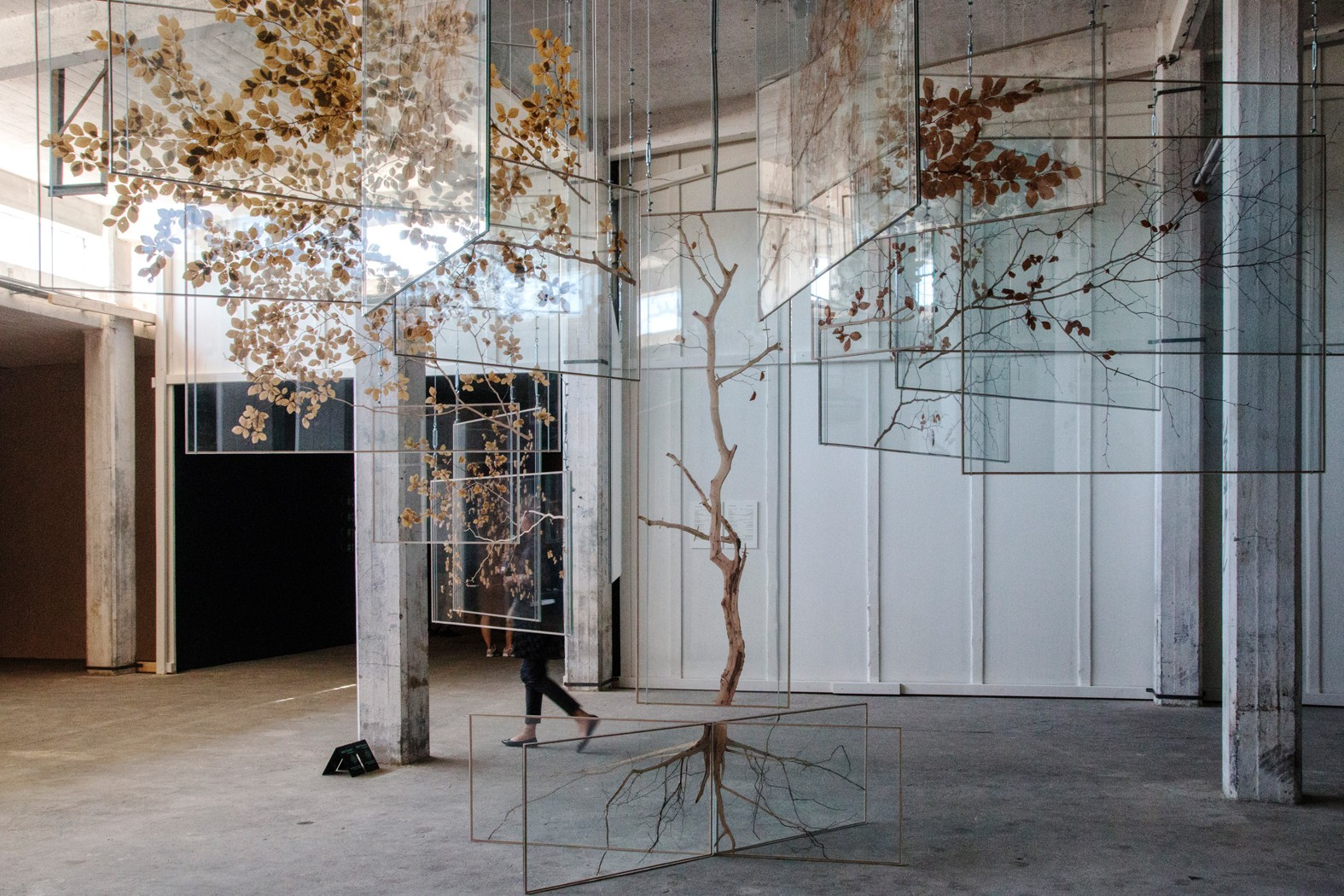 Aros Triennale The Garden, The present og The future billedserie</br>Rune Bosse, Aros Triennale The Garden.</br>Foto: Mariana Gil