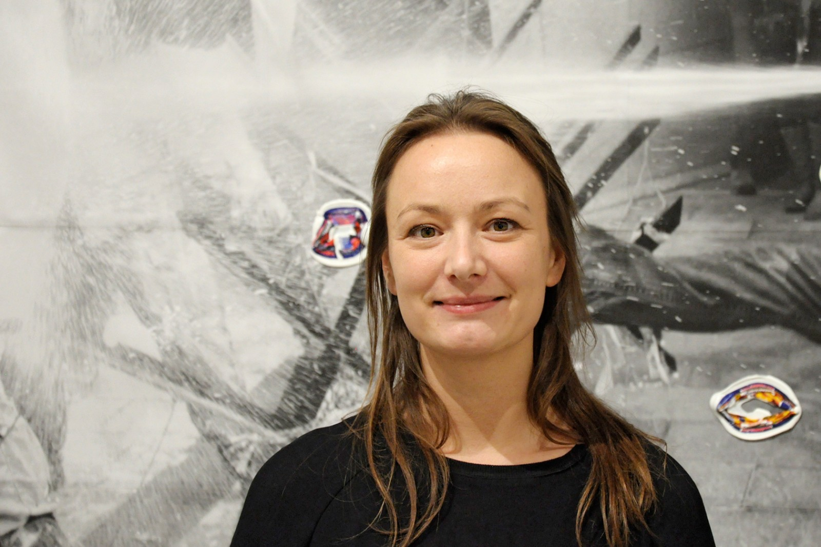 Cool tendenser i samtidskunsten</br>Maria Kappel Blegvad har kurateret udstillingen Cool, Calm and Collected.</br>Foto: Kulturmagasinet Fine Spind