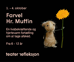Refleksion Farvel Hr Muffin rekt-a