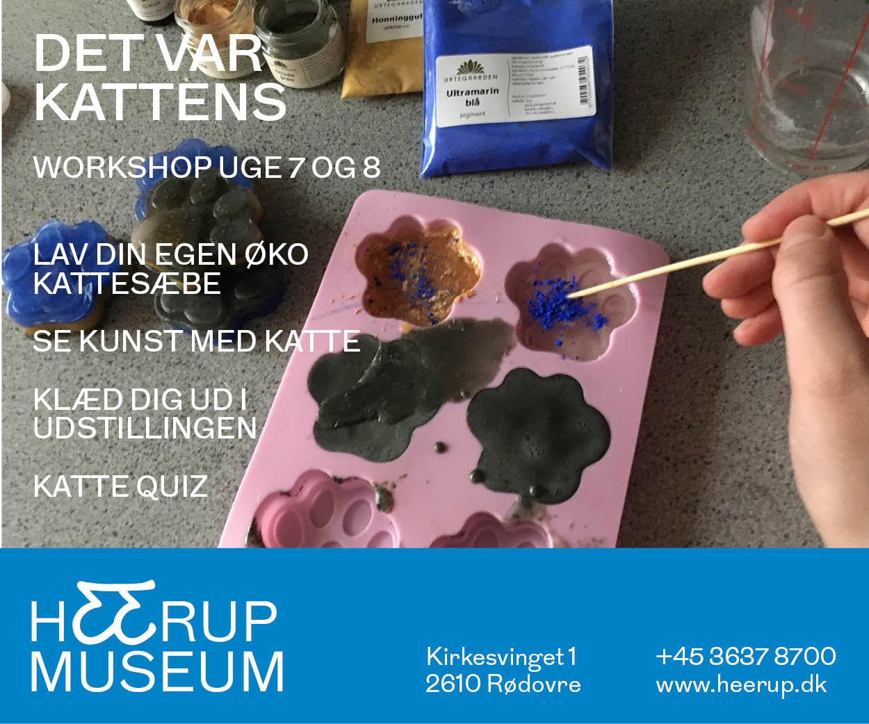 Heerup Museum Det var kattens
