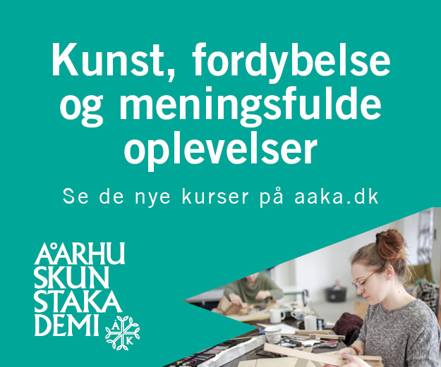 Aarhus Kunstakademi se nye kurser